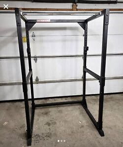 Squat rack / weights  WANTED