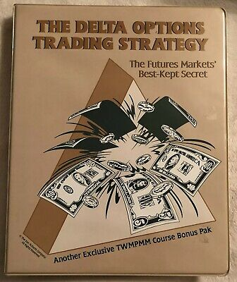 The Delta Options Trading Strategy: The Futures Markets' Best-Kept Secret