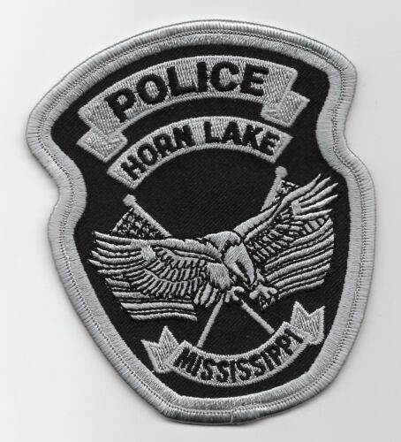 SWAT SRT Horn Lake Police State Mississippi MS