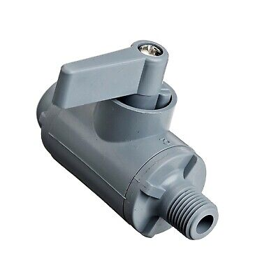 Zodiac 8-090 1/8-Inch On and Off Valve Replacement for Zodiac Watermatic G1000
