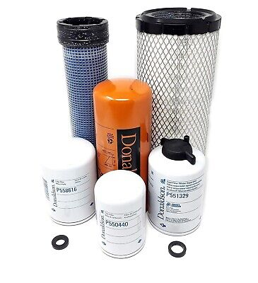 Cfkit Maintenance Filters Kit Forcase 1845c 1840 Radial Seal Air Filters