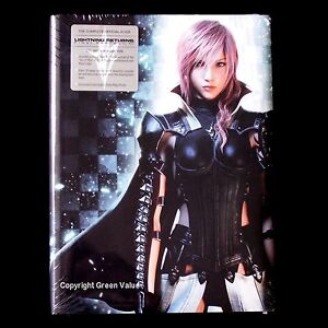 LIGHTNING RETURNS FINAL FANTASY XIII COLLECTORS EDITION STRATEGY GUIDE BOOK NEW