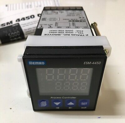Emko Esm-4450 Smart Io Module Pid Temperature Process Controller New