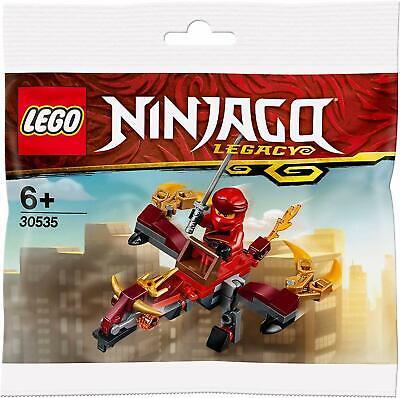 LEGO Ninjago Kai's Fire Flight Polybag Set 30535