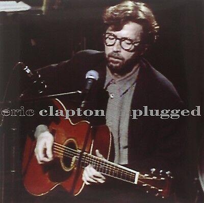 ERIC CLAPTON - UNPLUGGED  VINYL LP 13 TRACKS POP / BLUES / CLASSIC ROCK  NEU