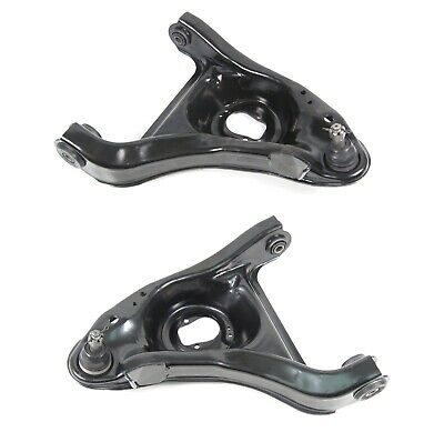 Pair Set of 2 Front Lower Control Arm & Ball Joints Mevotech For Buick Electra Buick Electra Control Arm