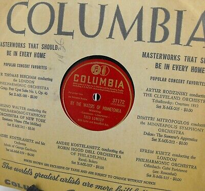 Horace Heidt - Pound Your Table Polka (w/ Mary Martin) & Mem'ry of this Dance 78