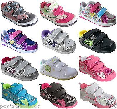 Mädchen Kinder Schuhe Freizeit  Sneakers Turnschuhe Sport Gr.19 - 35 Art.-Nr.405