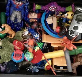 Bulk lot of boys toys vgc
