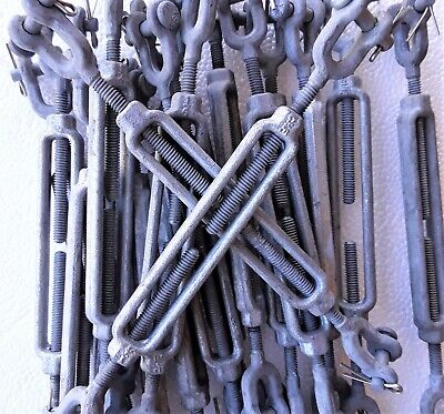 Galvanized Turnbuckles Sold By Pair Us Shipping Included