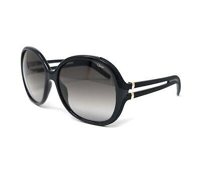 Chloe Sunglasses 651 001 Black Women's 58x16x135