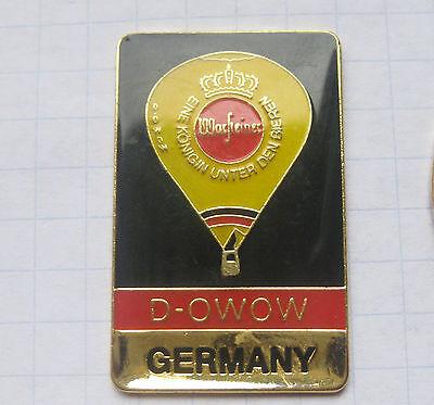 WARSTEINER BALLON / D-OWOW / GERMANY ........ Bier-Pin (101f)