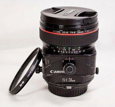 Canon 24mm TS-E L Lens