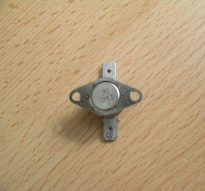 Ergoline Thermostat 90°C Überhitzungsschutz Klixon / neu