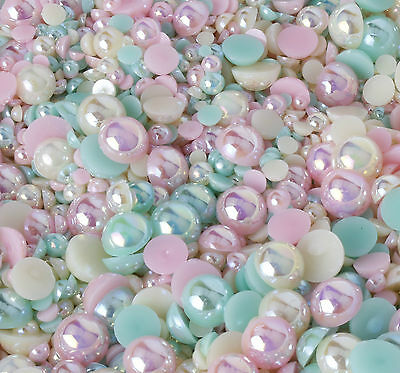 15g Pastel Salad mixed pearls