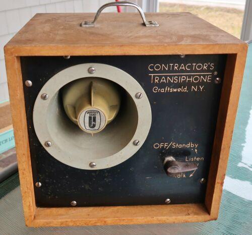 Vintage CRAFTSWELD Equipment CONTRACTOR