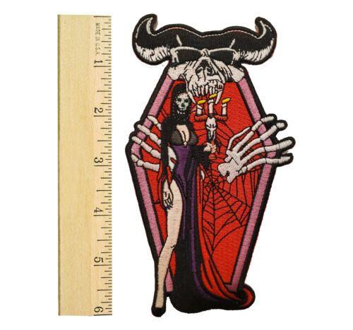 Danzig Samhain Misfits Patch 6inches OG Misfits Glenn Danzig Deth Red Sabaoth