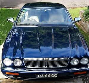 1995 Daimler Double Six Automatic Sedan (V12 6.0L Jaguar )