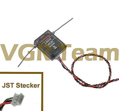 Satellit DSMX für Storm,Redcom & Spektrum DSMX Empfänger K-224
