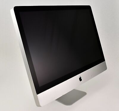 "Apple iMac - 3.20GHz Intel Core i3 Processor! 8GB & 1TB HDD! 27"" QHD Display!"