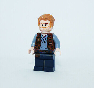 Lego Owen Grady 75930 75935 75941 Jurassic World Minifigure