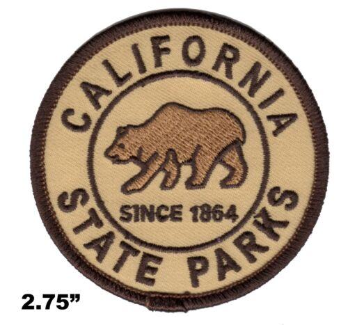 "California State Parks - 2.75"" Desert Tan Patch - State Park Ranger"