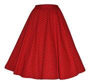 50s Circle Skirt