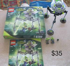 LEGO ALIEN SET 7051 Safety Bay Rockingham Area Preview