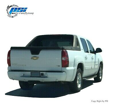 OE Style Paintable Fender Flares Fits 2007-2013 Chevrolet Avalanche Full Set