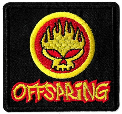 The Offspring Patch [Embroidered] Emblem Symbol Badge Insignia Classic Rock Logo