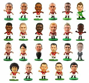 OFFICIAL-FOOTBALL-CLUB-MANCHESTER-UNITED-SoccerStarz-Figures-NEW-PLAYERS