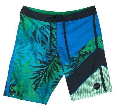 Mens O'NEILL Multi Color Floral Jordy Freak Board Shorts Size 32 Freak Mens Boardshorts