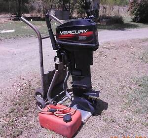 25hp Mercury Outboard motor Valentine Plains Banana Area Preview