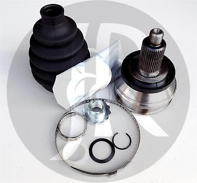 SEAT IBIZA 6L1 1.2 CV Joint Boot Kit Front Outer 02 to 06 C.V Driveshaft Gaiter