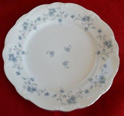 Johann Haviland Blue Garland Dinner Plate, 10 inch
