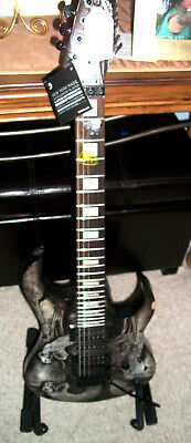 MICHEAL ANGELO BATIO AUTOGRAPHED MAB 4 GUITAR NEW WITH TAGS