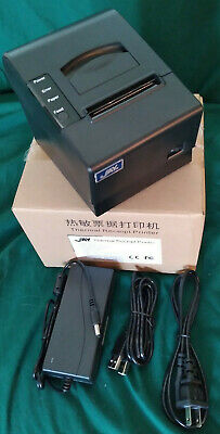 Thermal Receipt Printer Model 4130 New In Box Usb Jay Brand