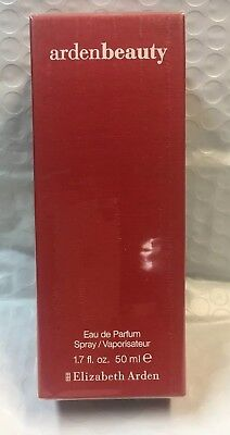 Arden Beauty by Elizabeth Arden 1.7 oz EDP Spray Perfume for Women New in Box