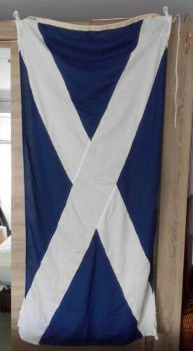 Vintage Large Quality Drill Cotton Flag -St Andrews Scotland