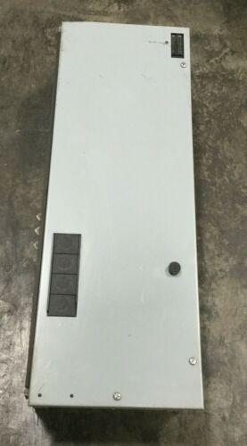 GE Motor Control Center FUNR Model 8000 Size 3 Starter / 600 VAC / 90 Amps