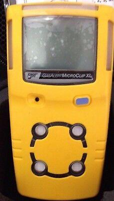 Bw Technologies Microclip Xl Xt Gas Monitormcxl-xwhm-y-na New O2 Cal Warranty