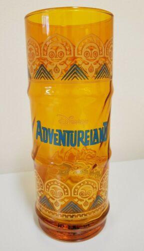 Disney Adventureland Glass, 50th Anniversary Tiki Room, New