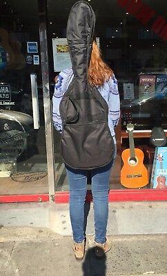 Electric Guitar Padded Gig Bag Carry Case Gigbag RRP 18.99