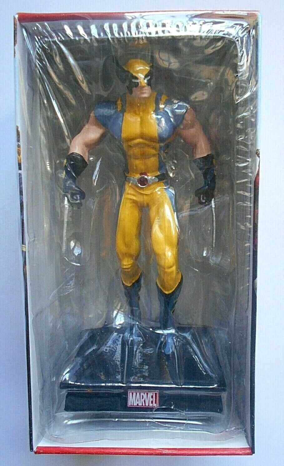 Wolverine Marvel Heroes 3D