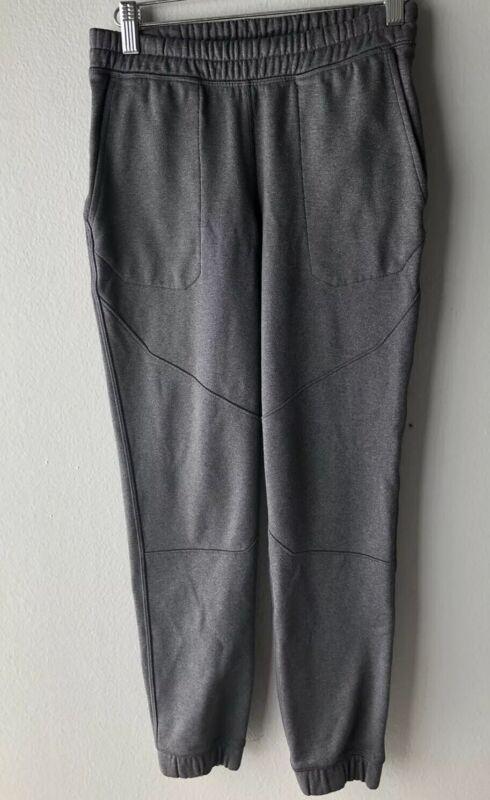 Ivivva Girls Gray Sweats Pants Wool Blend Sz 10