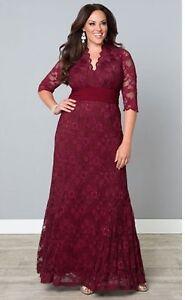 Formal Dress Plus size - Aus 18/20 Samford Village Brisbane North West Preview
