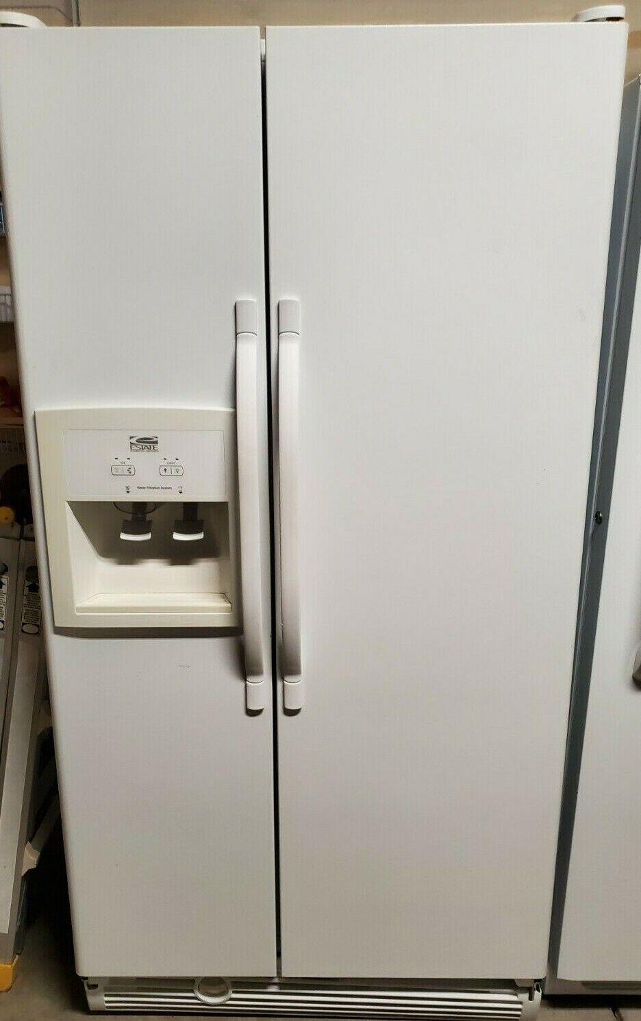 whirlpool refrigerator freezer 25 cu ft