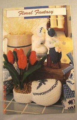Шаблоны Floral Fantasy - Annie's Attic