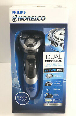 NEW Philips Norelco Wet & Dry Shaver 4100, MODEL AT810/41