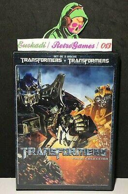 Usado, Transformers Pack Coleccion // 2 DVD - PAL 2 - Michael Bay segunda mano  Embacar hacia Mexico